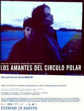 Cartel de la película Los amantes del círculo polar