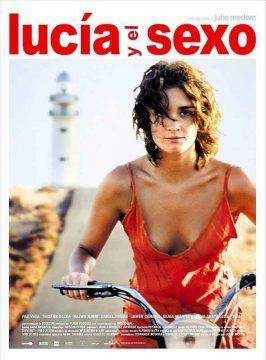 Cartel de la película Lucía y el sexo