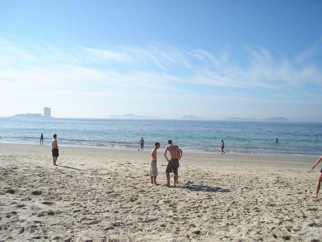 Playa de Vigo (Galicia)