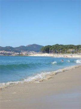 ¡También hay sol y playa en Vigo!