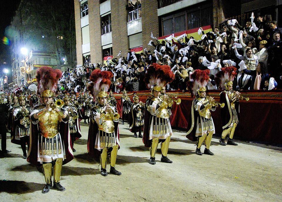 Paso de los Romanos - Lorca