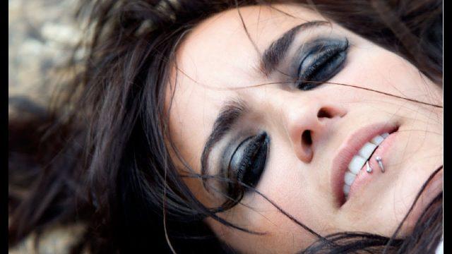 Foto de la cantante española Bebe