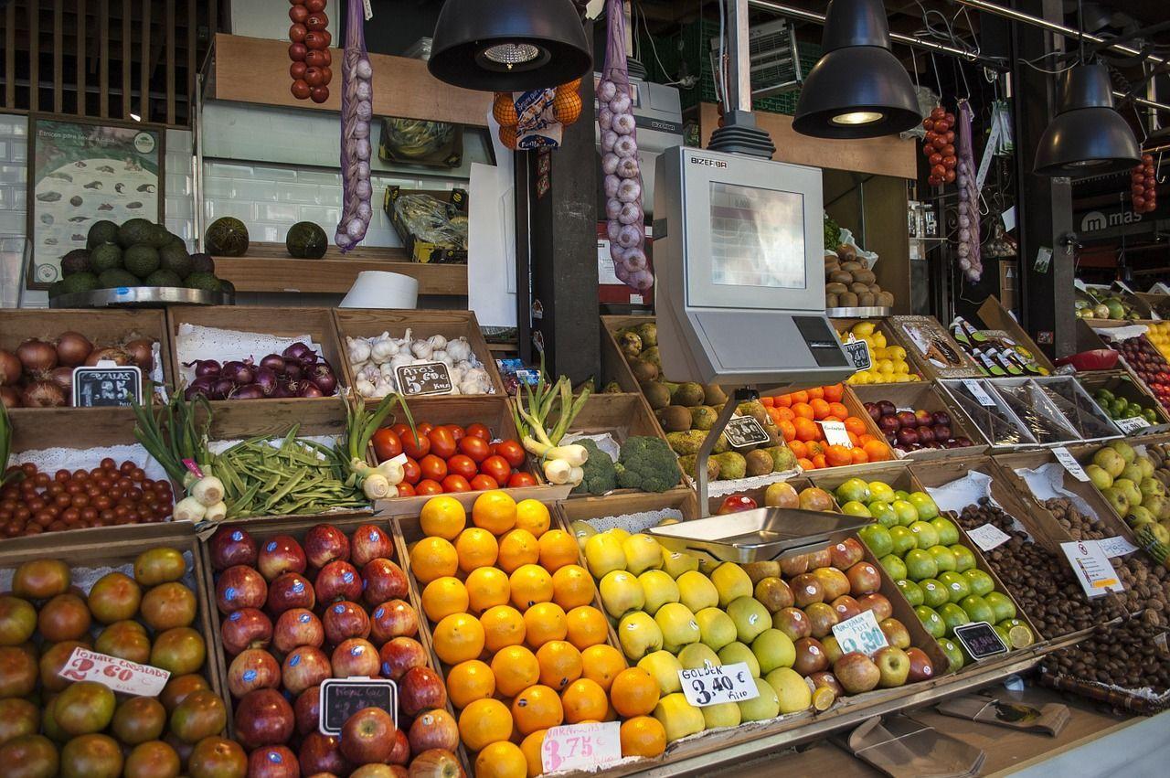 Tienda de fruta