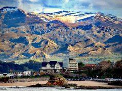 Foto de la bahía de Santander (Cantabria)