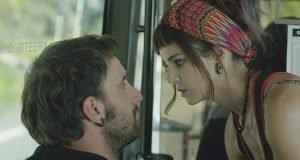 """Clara Lago y Dani Rovira en una escena de la película """"8 apellidos vascos"""""""