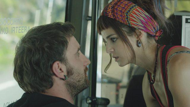 Clara Lago y Dani Rovira en una escena de la película