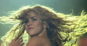 Shakira concierto en Río de Janeiro