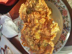Tortas de camarones