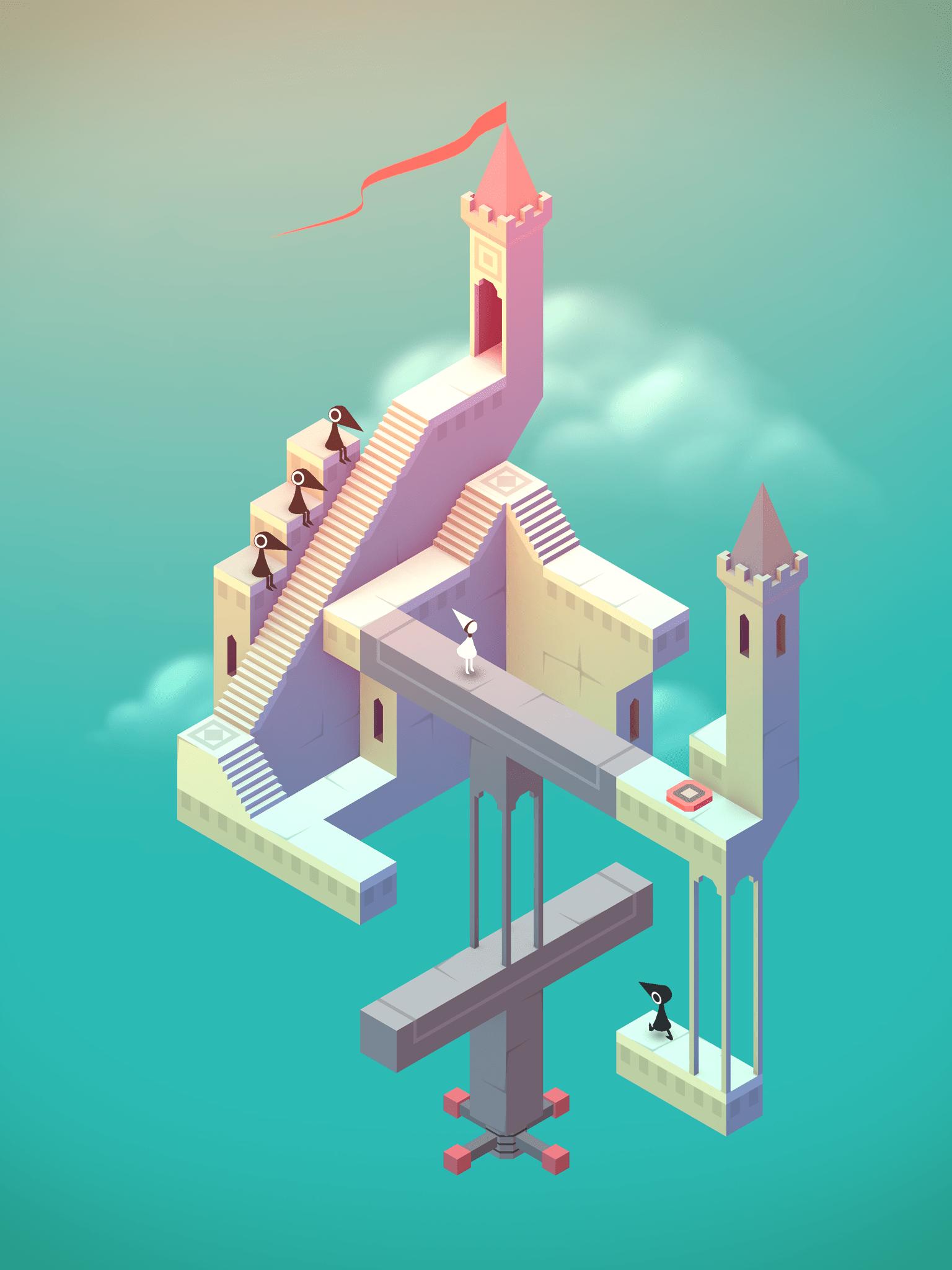 Imagen del juego Monument Valley