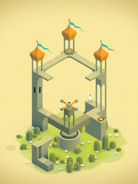 Escenario de Monument Valley 2