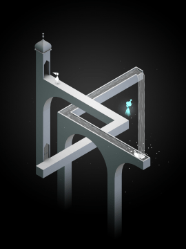 Escenario de Monument Valley 4