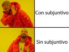 Evitar el subjuntivo