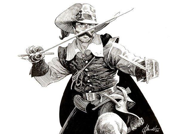 Ilustración de Diego Alatriste.