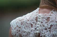 Ejemplo de tejido de encaje