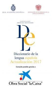 El Diccionario de la Lengua Española (DLE) tiene una aplicación muy completa.