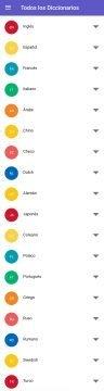 WordReference ofrece gran variedad de idiomas.