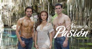 Foto promocional de la telenovela Abismo de pasión